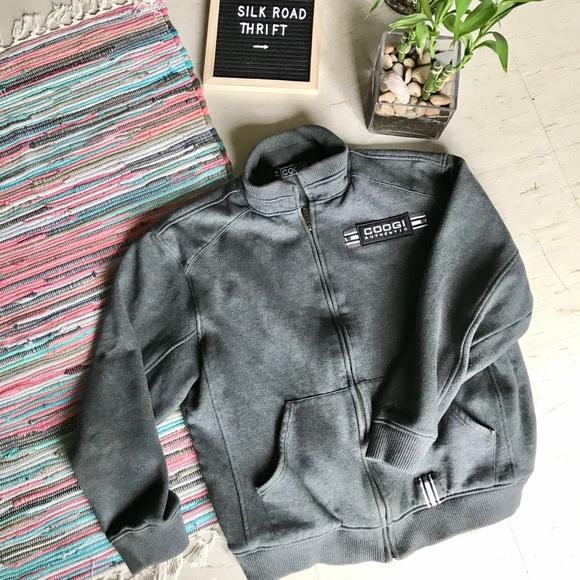 COOGI Other - Coogi Zip-up Sweater Classic L